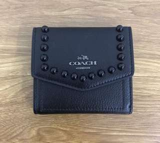 Coach Short Wallet
