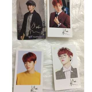 cards - exo yes card
