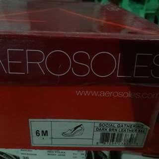 Authentic aerosoles wedge