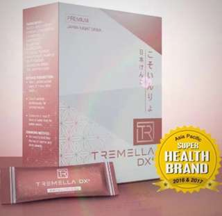 Upgraded Version Tremella-DX Japan Enzyme Night perfect body slimming detox whitening antiaging