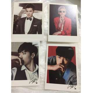cards - exo