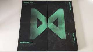 [Readystock] MONSTA X 6th Mini Album