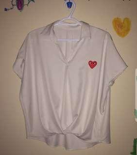 Comme De Garcon Tshirt