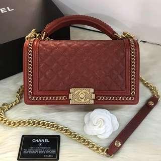 Chanel Boy Handle