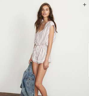 Faithful Romper New With Tags