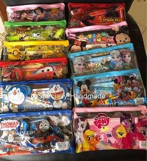 Children's Birthday Party Goodies Pencil Case / Goodie Bag