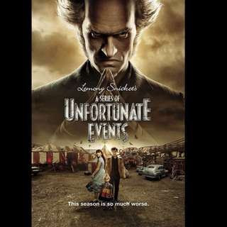 [Rent-TV-SERIES] A SERIES OF UNFORTUNATE EVENTS SEASON 2 (2018)