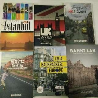 6 Buku Travelog