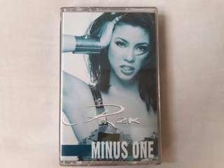 """Regine Velasquez """"R2K Minus-one"""" Cassette Tape"""