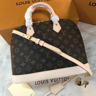 LV Alma PM Monogram