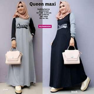 Queen maxi