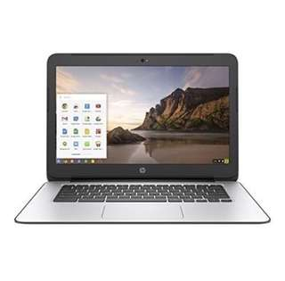 HP Chromebook 14 G4 2840 4GB 16G eMMC Black