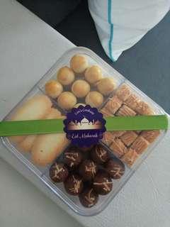 Mixed Cookies / Kue Kering / Nastar