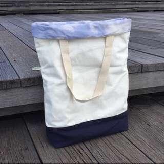 Instock - Basic Handmade Cloud Minimalist Tote Bag
