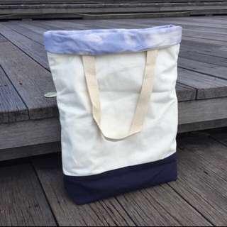 Instock - Handmade Tote Bag Cloud Sky