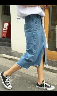 Brand new with tag Denim Skirt
