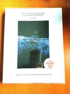 Organizational Behavior (8th Edition)