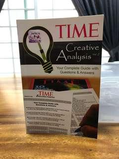 TIME - Creative Analysis Vol.2