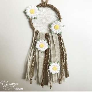 Lazy Daisy Dreamcatcher