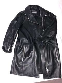 Danier Lambskin Leather Jacket