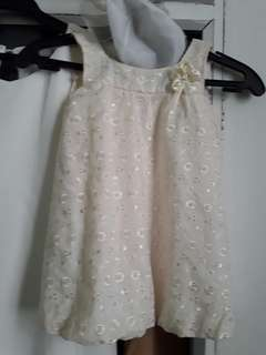 Baby dress 2 to 24 months