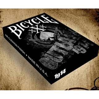 Bicycle Outlaw Playing Cards