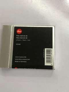 Leica Filter E60 UV/IR