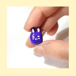 🐰Galaxy bunny charm