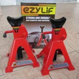 EZYLIF 3 Ton Jack Stand - Pair