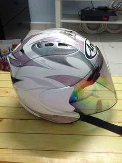 Helmet Arai Karen Pink