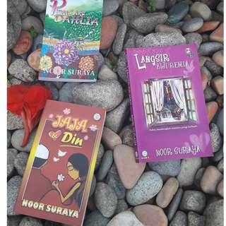novel Noor Suraya