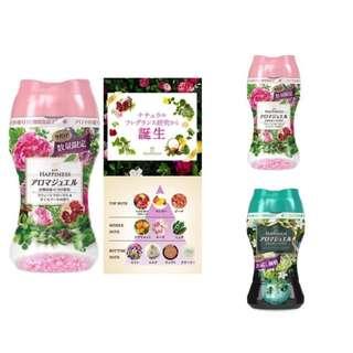 🚚 日本 P&G 洗衣芳香顆粒 最新特規版香香豆 180ML (6瓶罐/箱)