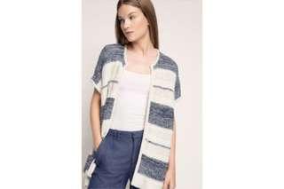 New! Esprit Cotton Knits Cardigan 女裝全棉針織外套 Size M (EU 38) 👱🏻♀️👩🏼