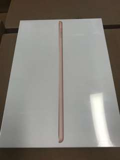 New I Pad6 wifi 128Gb grey , silver , gold HK spec