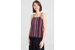 New! Esprit Multicolour Lace Sleeveless size S (EU 36)   👩🏼👱🏻♀️👧🏼