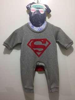 Superman Frogsuit
