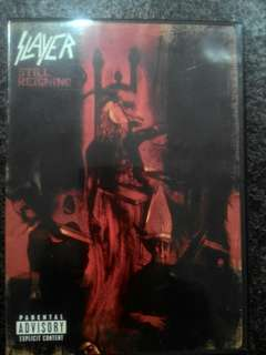 Slayer-reign in blood DVD