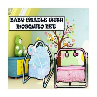 Baby craddle