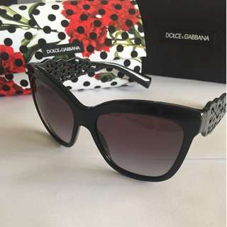 Genuine Dolce & Gabbana Limited Edition Sunglasses