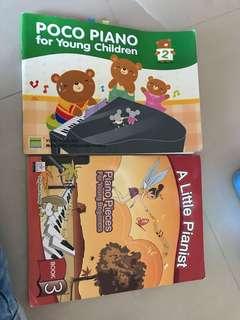 Kids Piano books