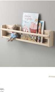 Ikea kid room Wall storage