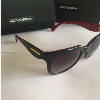 Genuine Dolce & Gabbana Sunglasses