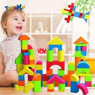 Eva foam building block