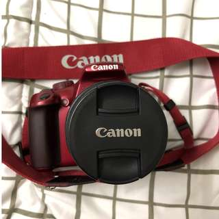 Canon 1100d (like new)