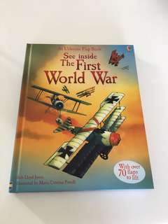 Usborne- the first world war