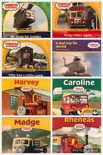 Thomas the Tank books (bundle of 8)
