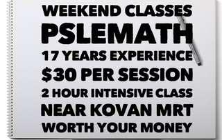 PSLE math