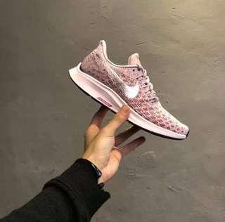 Nike Air Zoom Pegasus 35 942855-601 Mesh Breathable Women Running Shoes