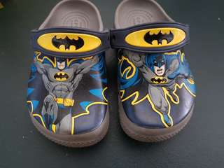Crocs Batman