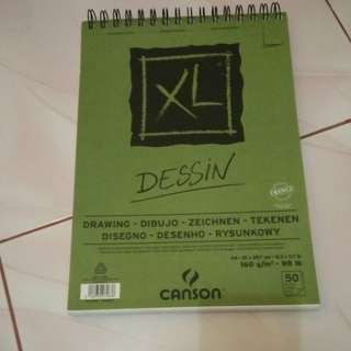 Sketchbook Canson #AFBakrie